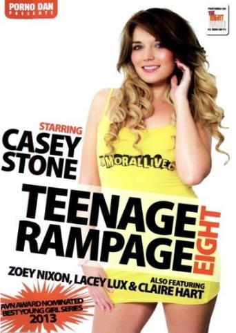 Teenage Rampage 8