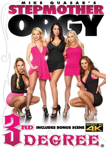 Stepmother Orgy