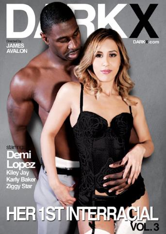 Her 1St Interracial 3 from Dark X front cover