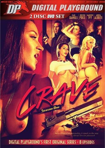 Crave from Digital Playground front cover