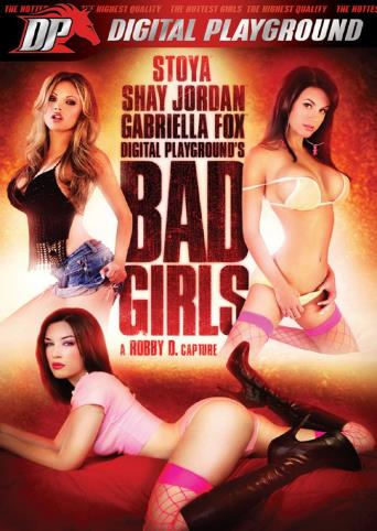 Bad Girls from Digital Playground front cover