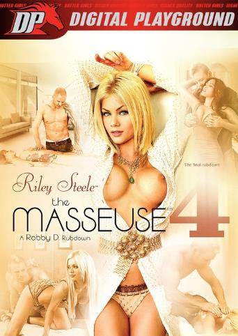 The Masseuse 4 from Digital Playground front cover