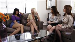 Wife Swap Orgy Scene 1
