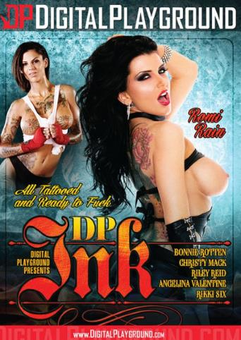 DP Ink from Digital Playground front cover