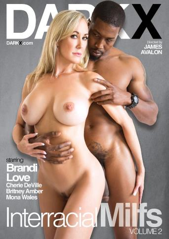 Interracial MILFs 2 from Dark X front cover