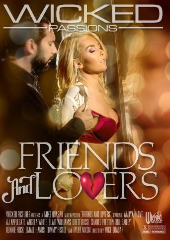 Friends And Lovers from Wicked front cover