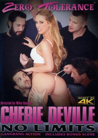 Cherie Deville No Limits from Zero Tolerance front cover