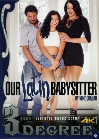 Our Latin Babysitter from 3rd Degree front cover