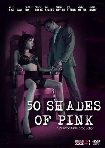 50 Shades Of Pink from Pure XXX Films front cover
