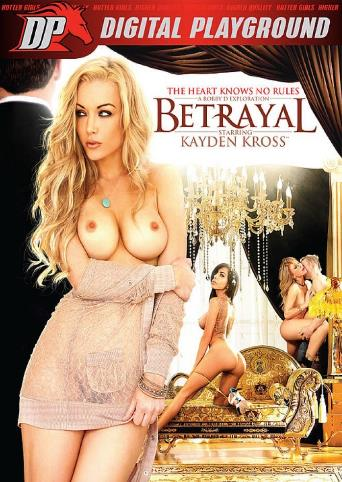 Betrayal from Digital Playground front cover