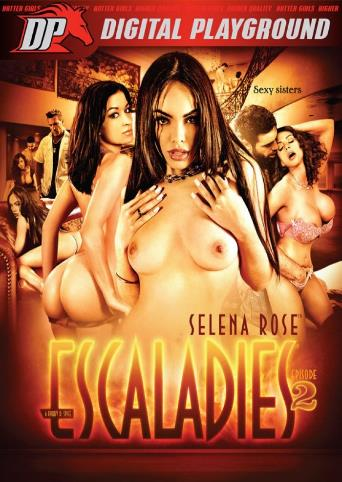 Escaladies 2 from Digital Playground front cover