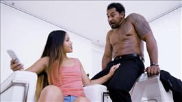 Black Bros And Euro Ho's Scene 3