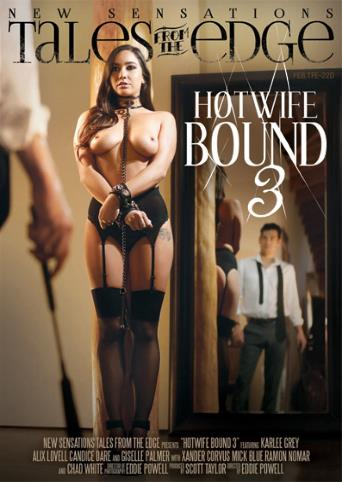 Hotwife Bound 3 from New Sensations front cover
