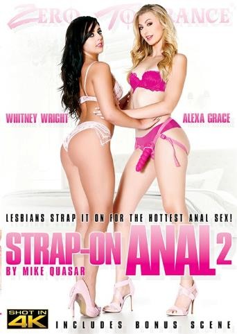 Strap-On Anal 2 from Zero Tolerance front cover