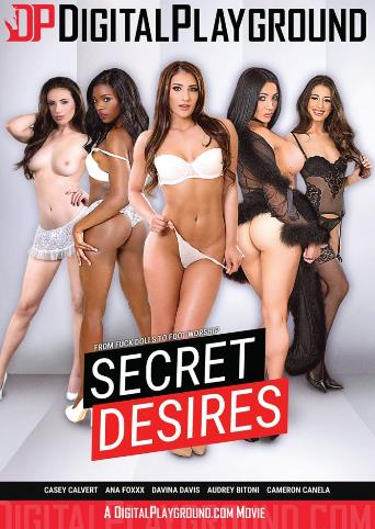 Secret Desires from Digital Playground front cover