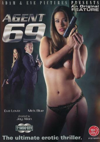 Agent 69 from Adam & Eve front cover