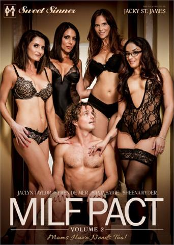 MILF Pact 2 from Sweet Sinner front cover