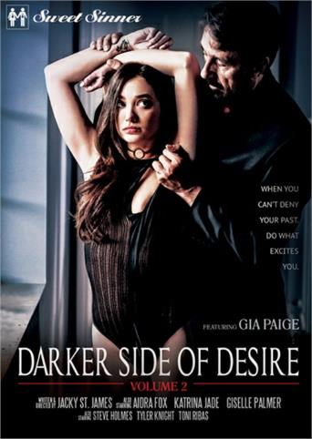 Darker Side Of Desire 2 from Sweet Sinner front cover