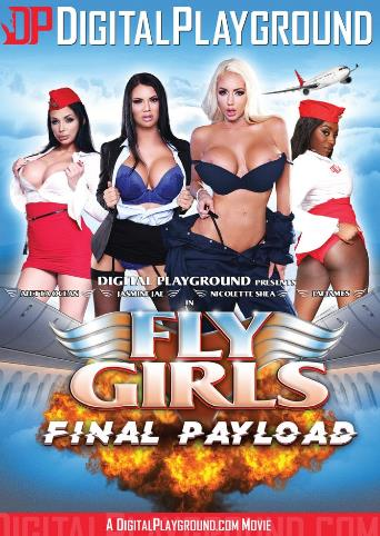 Fly Girls Final Payload from Digital Playground front cover