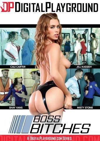 Boss Bitches from Digital Playground front cover