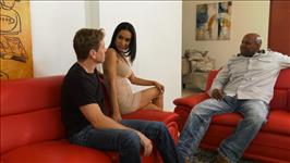 Latina Interracial Cuckold 2 Scene 1