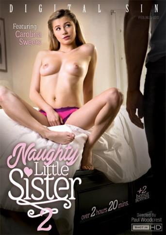 Naughty Little Sister 2 from Digital Sin front cover