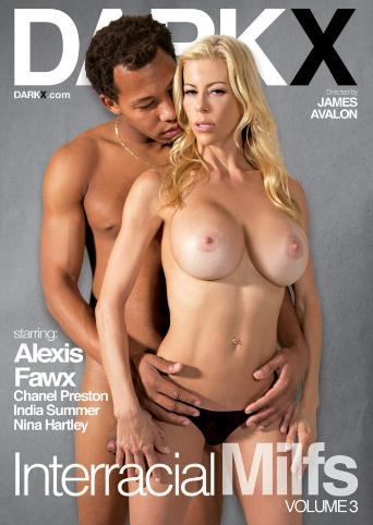 Interracial MILFs 3 from Dark X front cover