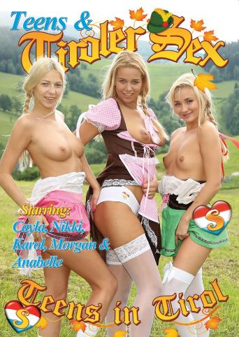 Teens And Tiroler Sex from Seventeen front cover