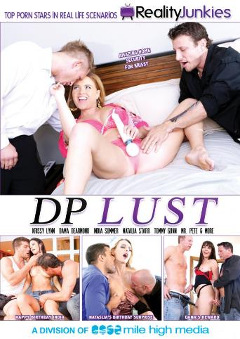 DP Lust from Reality Junkies front cover