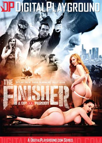 The Finisher from Digital Playground front cover