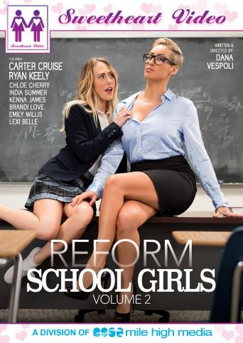 Reform School Girls 2 from Sweetheart front cover