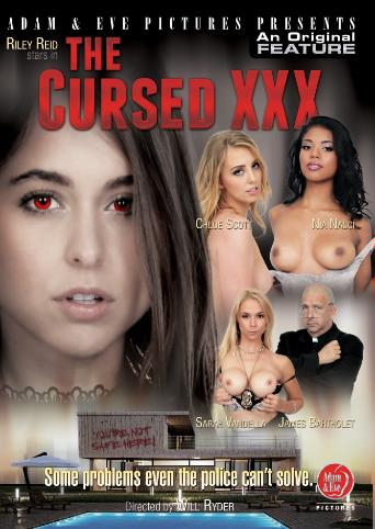 The Cursed XXX from Adam & Eve front cover