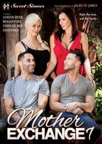 Mother Exchange 7 from Sweet Sinner front cover