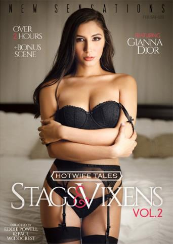 Stags And Vixens 2 from New Sensations front cover