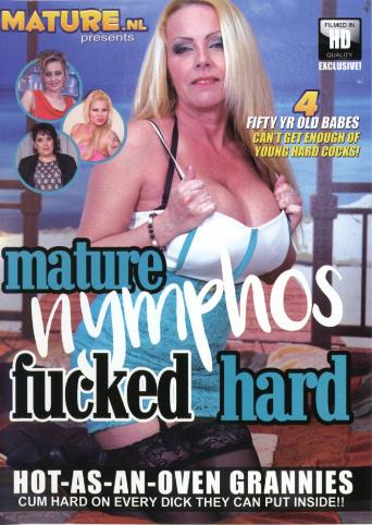 Mature Nymphos Fucked Hard from Mature front cover
