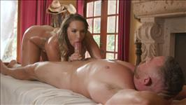 XXX Big Tit Rubdown