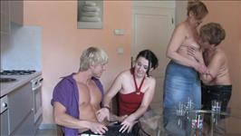 Mature Group Sex Orgies