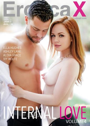 Internal Love 4 from Erotica X front cover