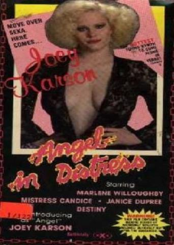 Angel In Distress from Vinegar Syndrome front cover