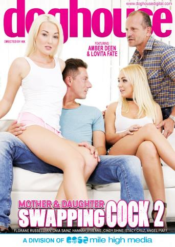 Mother And Daughter Swapping Cock 2 from Doghouse front cover