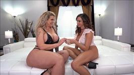 Lesbian Big Booty Lovers 3