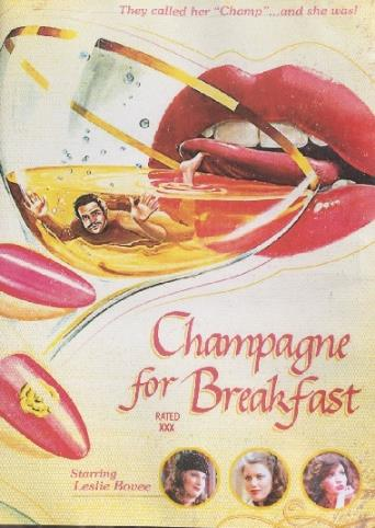 Champagne For Breakfast from Vinegar Syndrome front cover