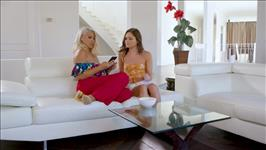 Lesbian Stepmother 5 Scene 4