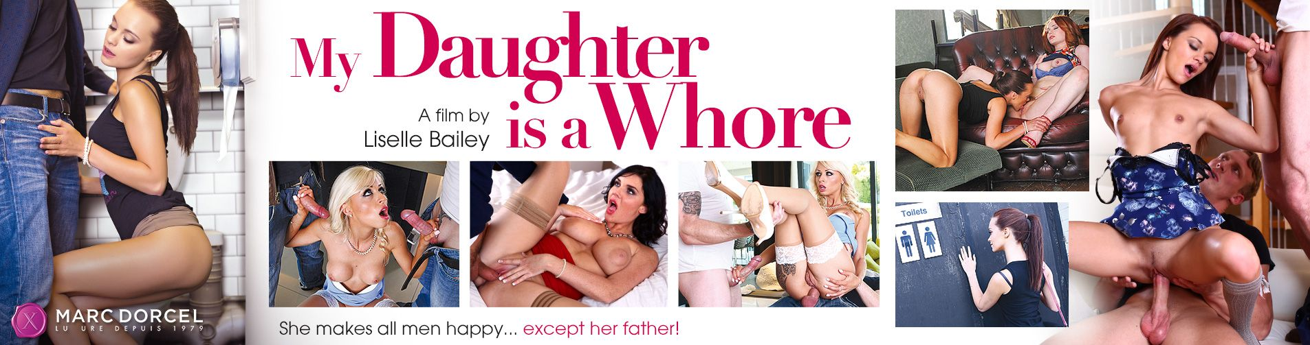 My Daughter Is A Whore